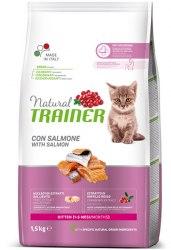 Сухой корм TRAINER для котят с лососем 0,3 кг