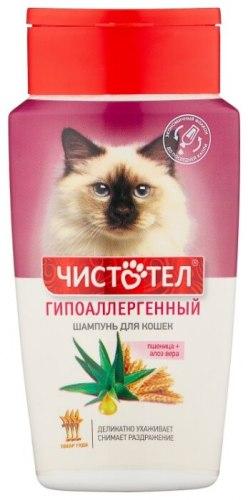 Шампунь Чистотел Гипоаллергенный для кошек 220мл