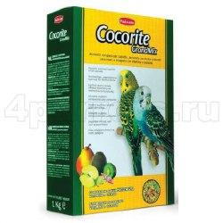 Корм NATURALMIX Cocorite для волнистых попугаев 1кг