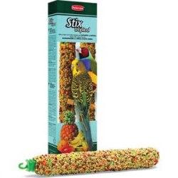 Палочки Padovan фруктовые для попугаев и других птиц 80г