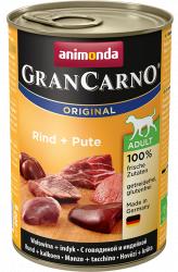 Влажный корм Animonda Гран Карно для собак говядина, индейка 400г
