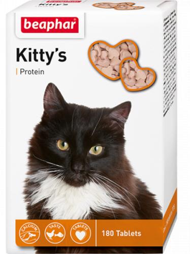 Витаминно-минеральная добавка BEAPHAR KITTY'S+Protein
