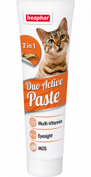 Витаминная паста BEAPHAR Duo-Active Paste for cats 100 g