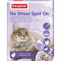 Успокаивающие капли BEAPHAR No Stress Spot On cat