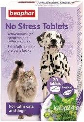 Успокаивающие таблетки BEAPHAR No Stress Tablets