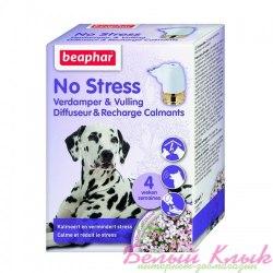Успокаивающий диффузор BEAPHAR NO STRESS STARTER PACK DOG 30ML