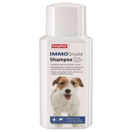 Шампунь BEAPHAR IMMO SHIELD DOG 200 ml