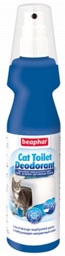 Сухой дезодорант BEAPHAR для уничтожения неприятных запахов для кошек, 400гр