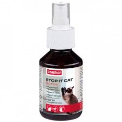 Спрей BEAPHAR для отпугивания кошек, 100мл