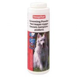 Чистящая пудра BEAPHAR для очистки шерсти собак. 150 гр