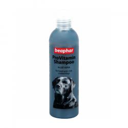 Шампунь BEAPHAR провитаминный с алоэ вера для ухода за шерстью собак темного и черного окрасов 250 мл