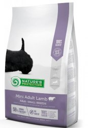 Сухой корм Nature's Protection Adult Mini Lamb 2 кг.