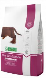 Сухой корм Nature's Protection Mini Extra Salmon 2 кг