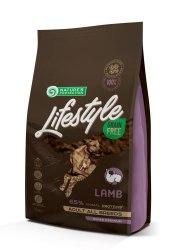 Сухой корм Nature's Protection Lifestyle Grain Free Lamb для взрослых собак всех пород 1,5 кг