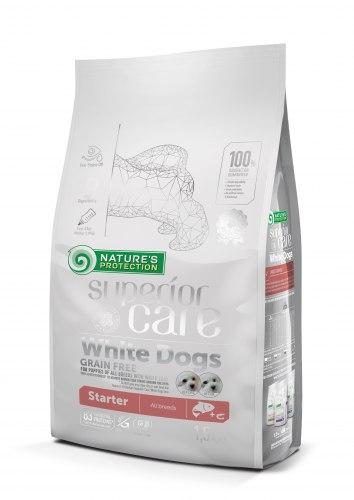 Сухой корм Nature's Protection SC White Dogs Grain Free White Fish 1,5 кг