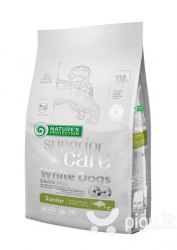 Сухой корм Nature's Protection Superior Care White Dogs Lamb Adult Small and Mini Breeds 1,5кг