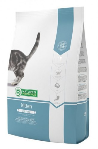 Сухой корм Nature's Protection Kitten 18 кг