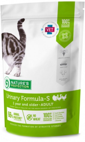 Сухой корм Nature's Protection Urinary 2 кг
