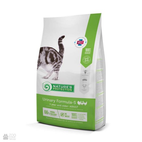 Сухой корм Nature's Protection Urinary 7 кг