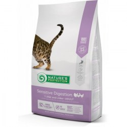Сухой корм Nature's Protection Sensitive Digestion Poultry 400 г