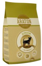 Сухой корм Araton Junior 15 кг