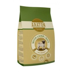 Сухой корм Araton Junior Lamb & Rice 3 кг