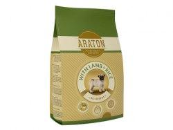 Сухой корм Araton Junior Lamb 15 кг