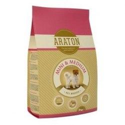Сухой корм Araton Adult Mini & Medium 15 кг