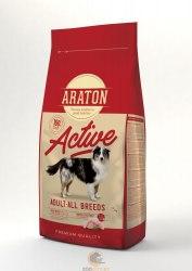Сухой корм Araton Adult Active 15 кг