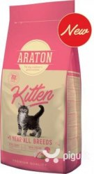 Сухой корм Araton Kitten 15 кг