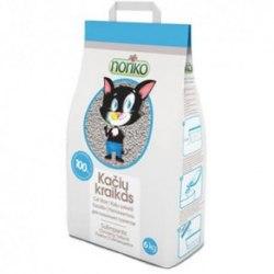Наполнитель NORIKO 10kg - комкующийся наполнитель для кошачьего туалета (бентонит).