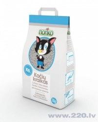 Наполнитель NORIKO 6kg - комкующийся наполнитель для кошачьего туалета (бентонит), шт