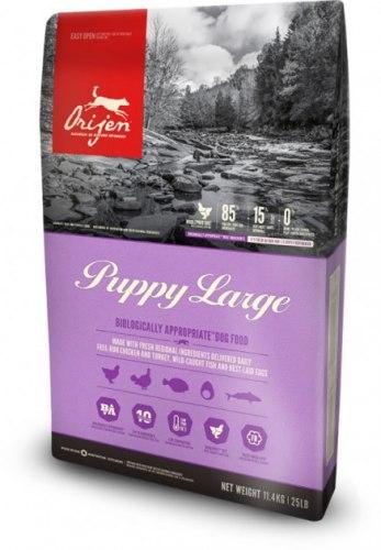 Сухой корм ORIJEN PUPPY LARGE 11,4 кг