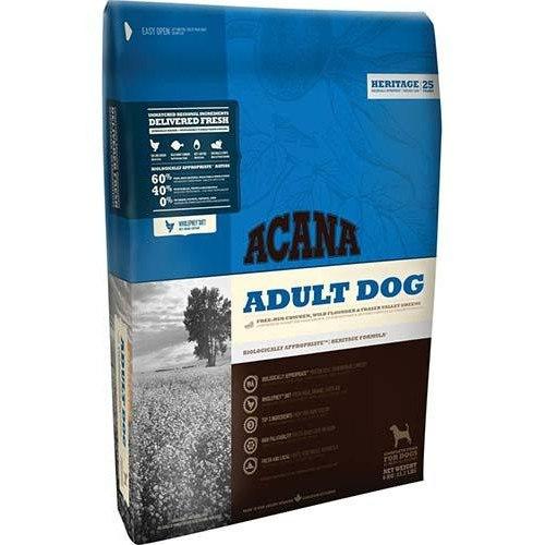 Сухой корм ACANA HERITAGE Adult 11,4 кг