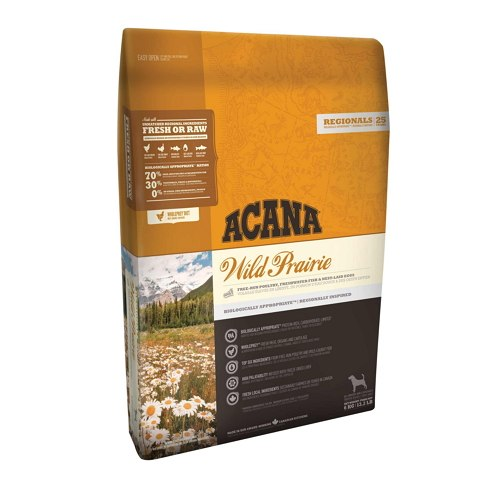 Сухой корм ACANA REGIONALS WILD PRAIRIE 11,4 кг