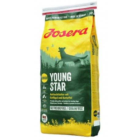 Сухой корм Josera YoungStar (Junior 25/13) 15 кг
