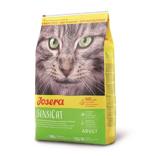 Сухой корм Josera Sensicat (Adult Sensitive 33/18) 2 кг