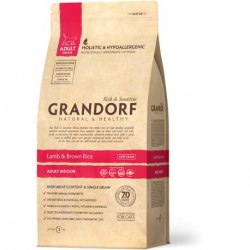 Сухой корм Grandorf CAT Lamb&Rice INDOOR НА РАЗВЕС 100г