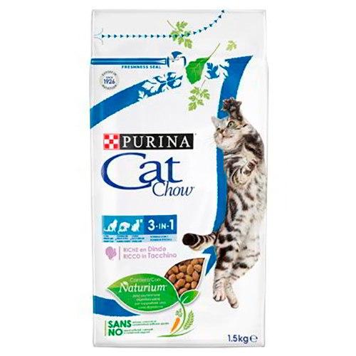 Сухой корм Cat Chow 3 в 1 НА РАЗВЕС 100г