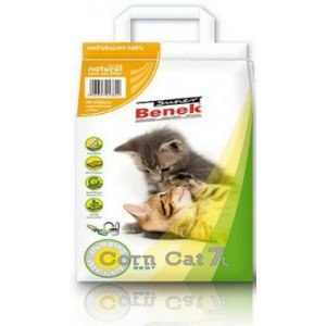 Наполнитель S.Benek Corn Cat 7л