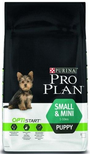 Сухой корм В НАЛИЧИИ Pro Plan Puppy Small & Mini с курицей - 0,7 кг