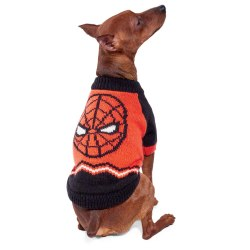Свитер Triоl-Disney Marvel Человек-паук, размер М