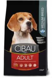 Сухой корм Cibau ADULT MEDIUM 2,5 кг