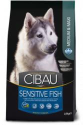Сухой корм Cibau SENSITIVE FISH MEDIUM/MAXI 12 кг