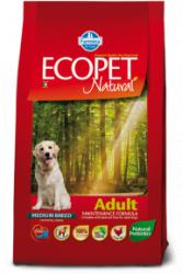 Сухой корм Ecopet natural adult 12 кг