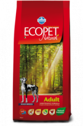 Сухой корм Ecopet natural adult maxi 12 кг