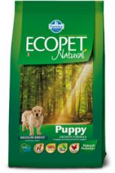 Сухой корм Ecopet natural puppy 2,5 кг