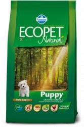 Сухой корм Ecopet natural puppy MINI 2,5 кг
