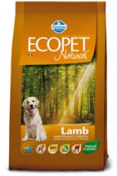 Сухой корм Ecopet natural lamb 12 кг