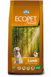 Сухой корм Ecopet natural lamb maxi 12 кг
